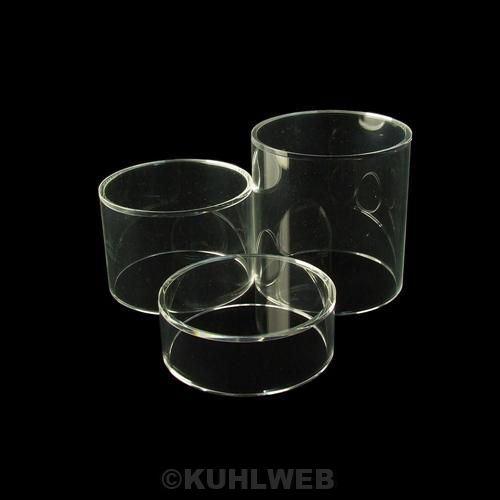 3er set plexiglas rohre 15 cm 5 10 15 cm h 821220 ebay for Plexiglas beistelltisch 3er set